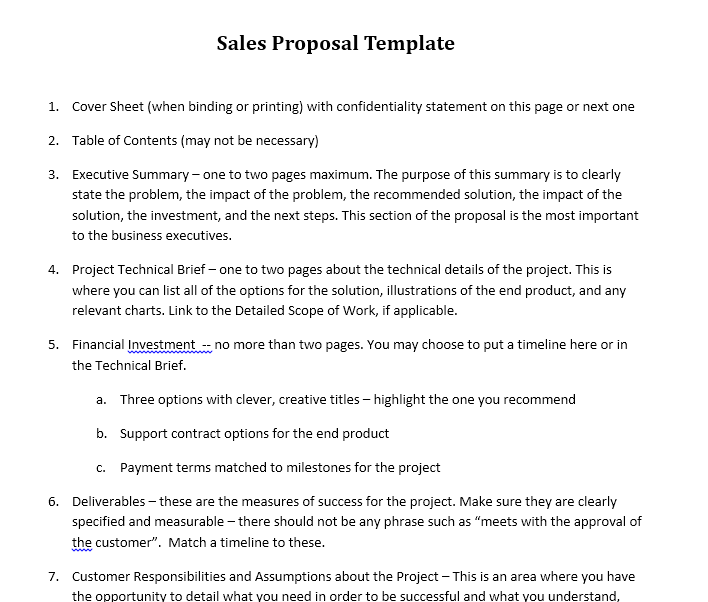Business Proposal Template 08