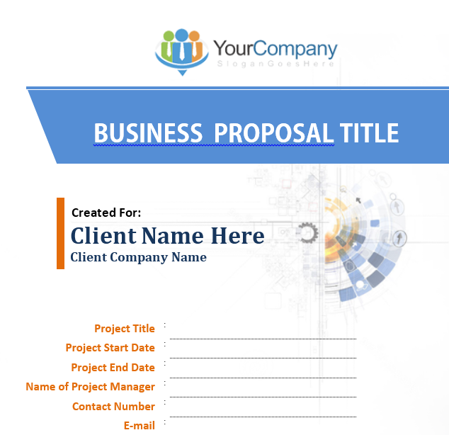 Business Proposal Template 24
