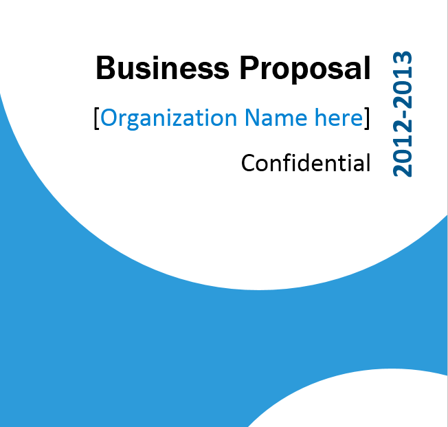 Business Proposal Template 28