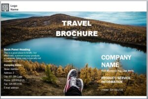 Travel Brochure Template 11