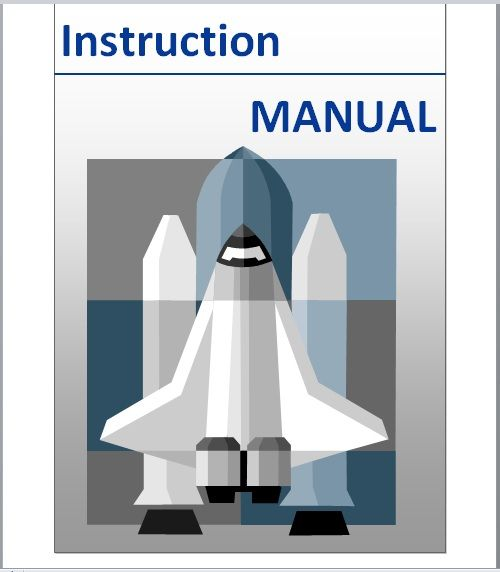 Instruction Manual Template 22