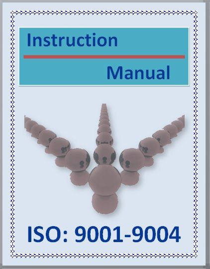 Instruction Manual Template 25