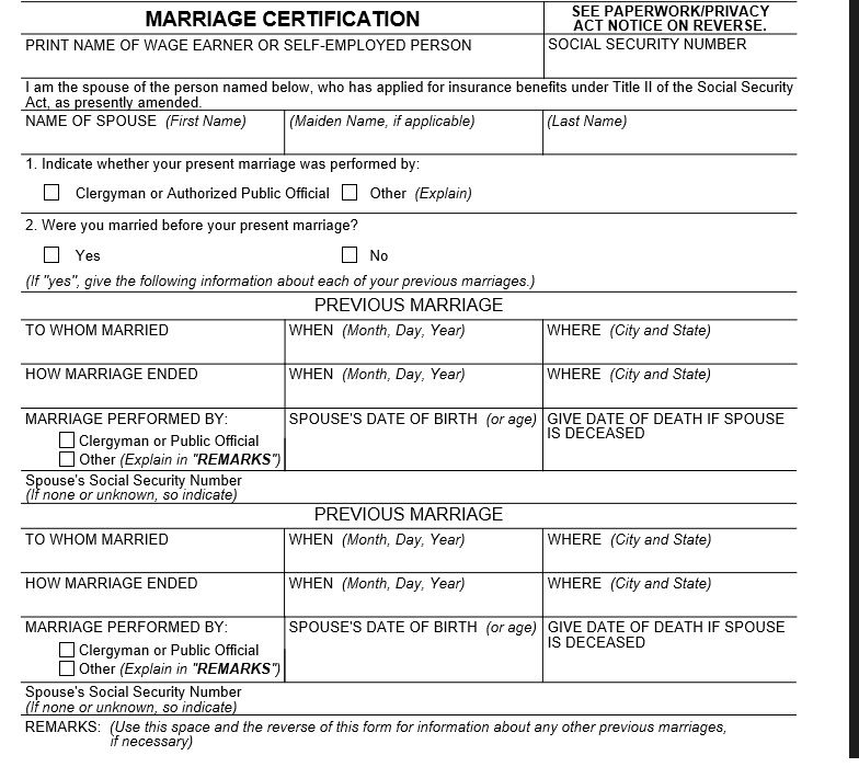 Marriage Certificate Template 11