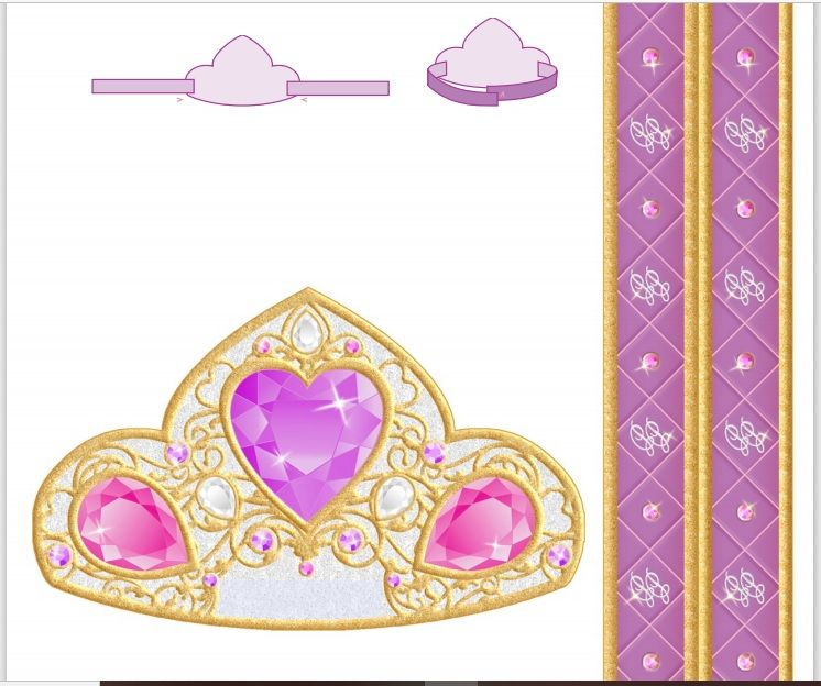 Paper Crown Template 20