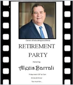 Retirement Party Invitation Template 02