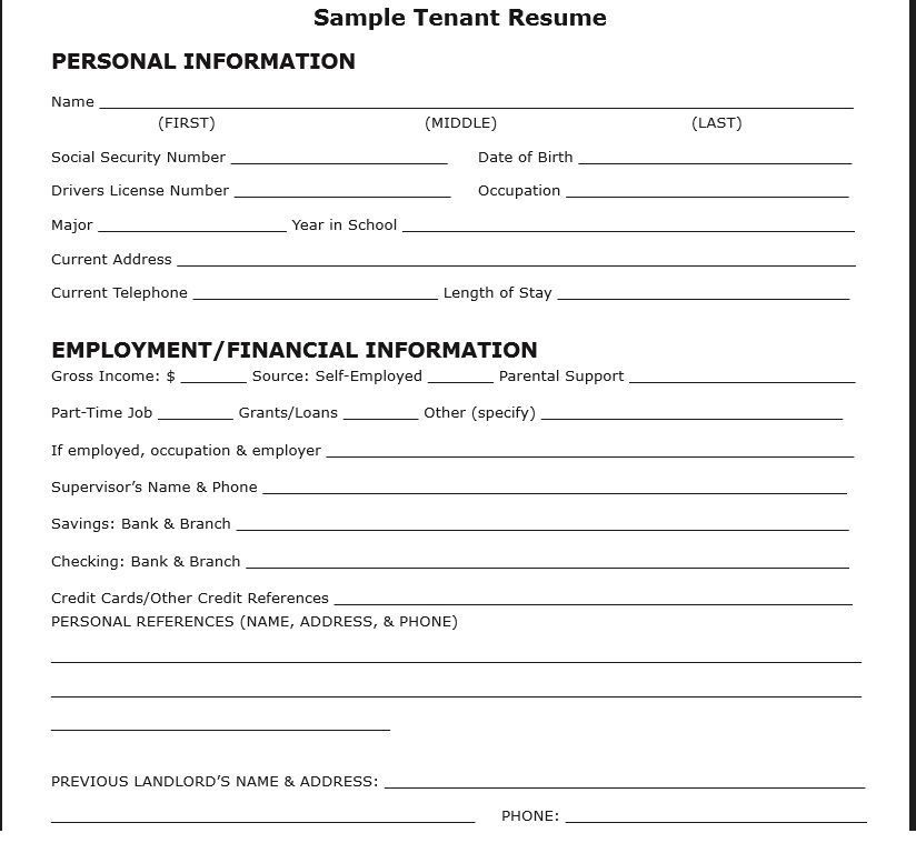roommate agreement template 13